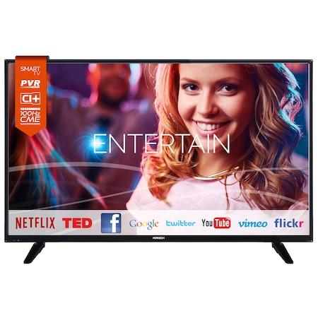 Televizor LED Smart Horizon, 124 cm, 49HL733F, Full HD, Clasa A
