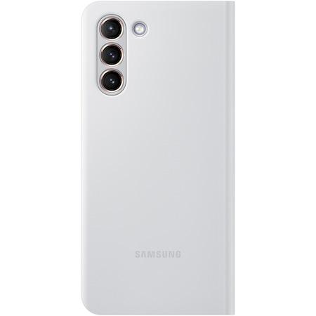 Samsung Galaxy S21 LED View tok, Szürke