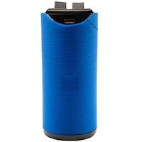 Robentoys® Hordozható Hangszóró, Bluetooth Kapcsolat, Kártyahely, MP3 lejátszó, kék színű
