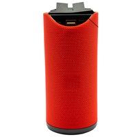 Hordozható Hangszóró, Bluetooth Kapcsolat, Kártyahely, MP3 lejátszó, piros szín, Robentoys®