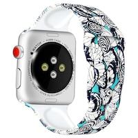 Силиконова каишка Case за Apple Watch 38/40 мм, Style E