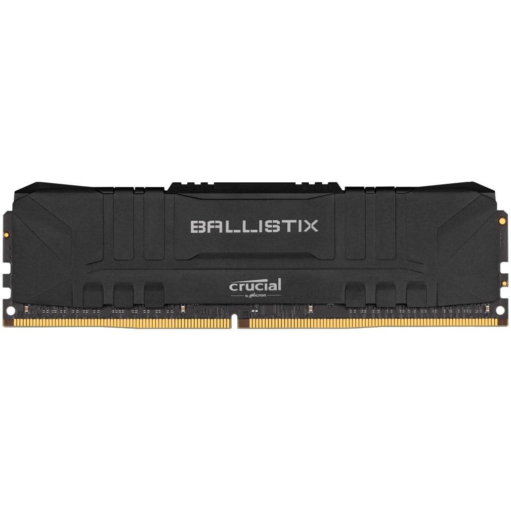 Fotografie Memorie Crucial Ballistix, 16GB DDR4, 3600MHz CL16