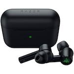 Razer Hammerhead True Wireless Pro Hordozható gaming fejhallgató, Bluetooth 5.0, ANC, THX tanúsítvány, Fekete