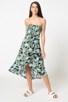 ESPRIT Bodywear, Hera rugalmas derekú strandruha, XL, Többszínű