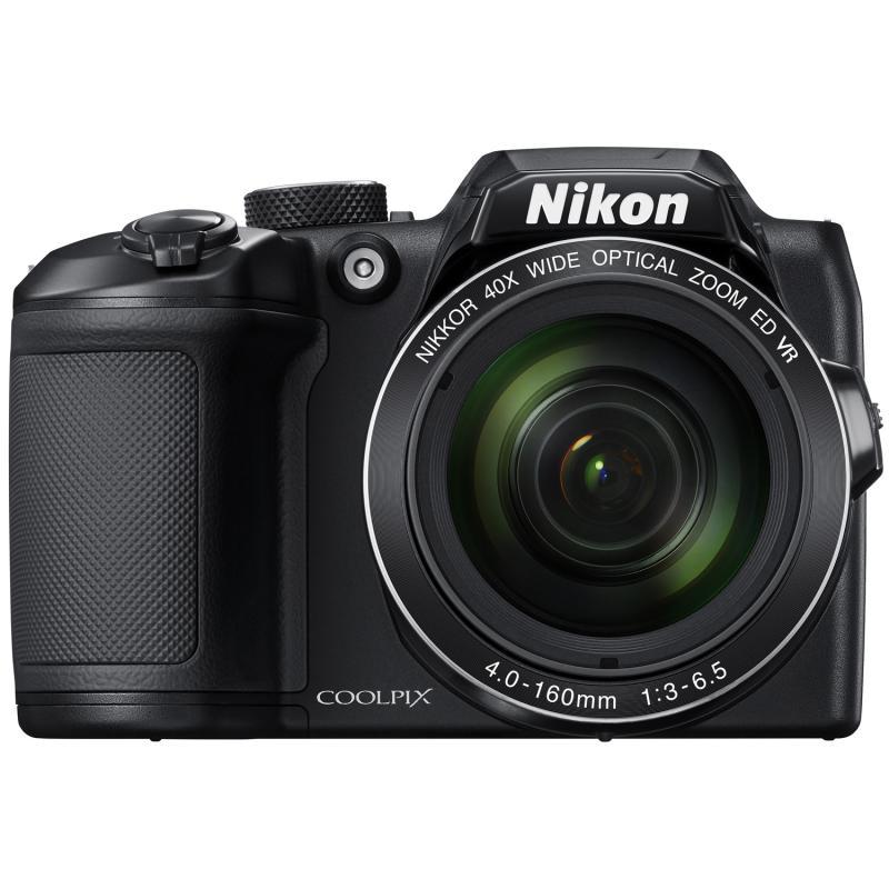 Fotografie Aparat foto digital Nikon COOLPIX B500, 16MP, Negru