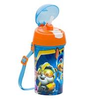 Recipient apa pentru copii cu gura, PAW PATROL Pop Up, 500 ml