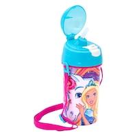 Recipient apa pentru copii aluminiu BARBIE Unicorn 500 ml