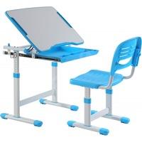 Gyermek kreatív, tanuló asztal, íróasztal