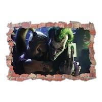 3D Dekorációs falmatrica, Joker Suicide Squad, 60x90cm