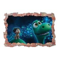 3D Dekorációs falmatrica, The Good Dinosaur, 60x90cm