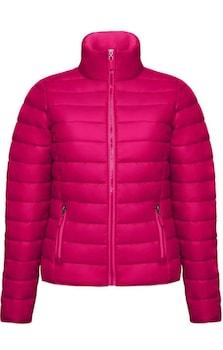 Női tollkabát Salewa Brenta Woman Jacket Mauve - Pink