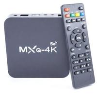 Android Smart TV Box Tv Okosító MXQ-4k 5G