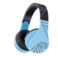 PowerLocus P1 Bluetooth fejhallgató, 85DB Csökkentett hangerőszint, gyerekeknek , kék