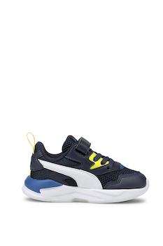 Puma, Спортни обувки X-Ray Lite с масивен ефект и велкро