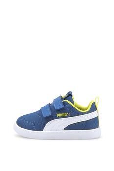 Puma, Спортни обувки Courtflex v2 с велкро, 20