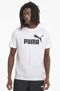 Puma, Essential logós pamutpóló, Fehér, M