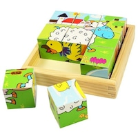puzzle lemn lidl