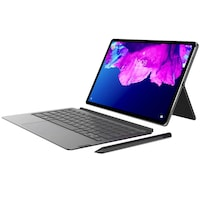 "Lenovo Tab P11Pro (TB-J706F) Wi-Fi tablet, 11.5"" QHD, Qualcomm Snapdragon 730G Octa-Core, 6GB RAM, 128GB EMMC, Android 10, Szürke, Bundle billentyűzet + Precision Pen 2"