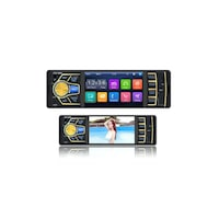 "Мултимедия, аудио и видео плеър за кола, MP5, 4.1"" 5889, 1Din, Mp3, Mp4, MP5, Player with Bluetooth, 180 mm x 52 mm x 120 mm, черен"