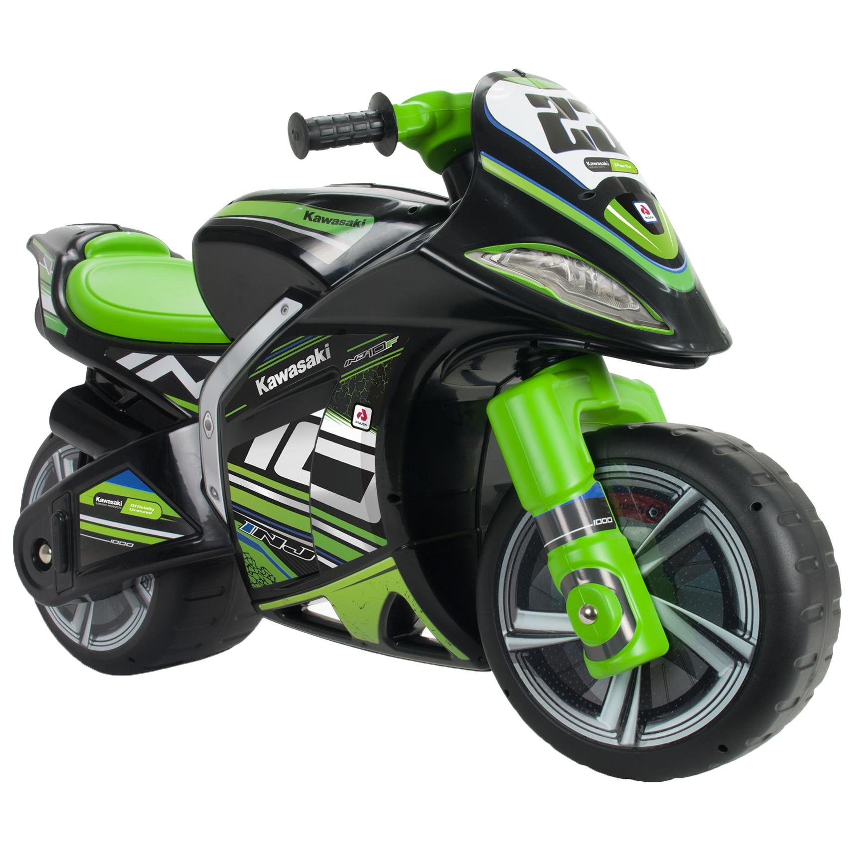 Fotografie Motocicleta Ride-on Injusa - Winner Kawasaki
