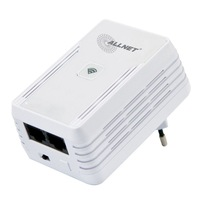 ALLNET ALL1682511v2 Powerline 500Mbit Bridge RJ45 + 300Mbit WiFi AP
