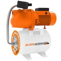 Хидрофор RURIS Aquapower 4010S, 1800 W, 24 л, Дебит 60 л/мин, Височина на заустване 70 м, Дълбочина на засмукване 9 м