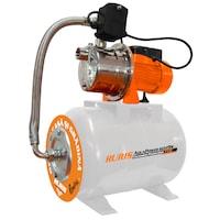 Хидрофор RURIS Aquapower 6009S, 880 W, 24 л, Дебит 46 л/мин, 45 м височина на заустване, 9 м дълбочина на засмукване