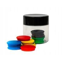 Set 20 magneti decorativi, Pentru frigider, 20 mm, Multicolor