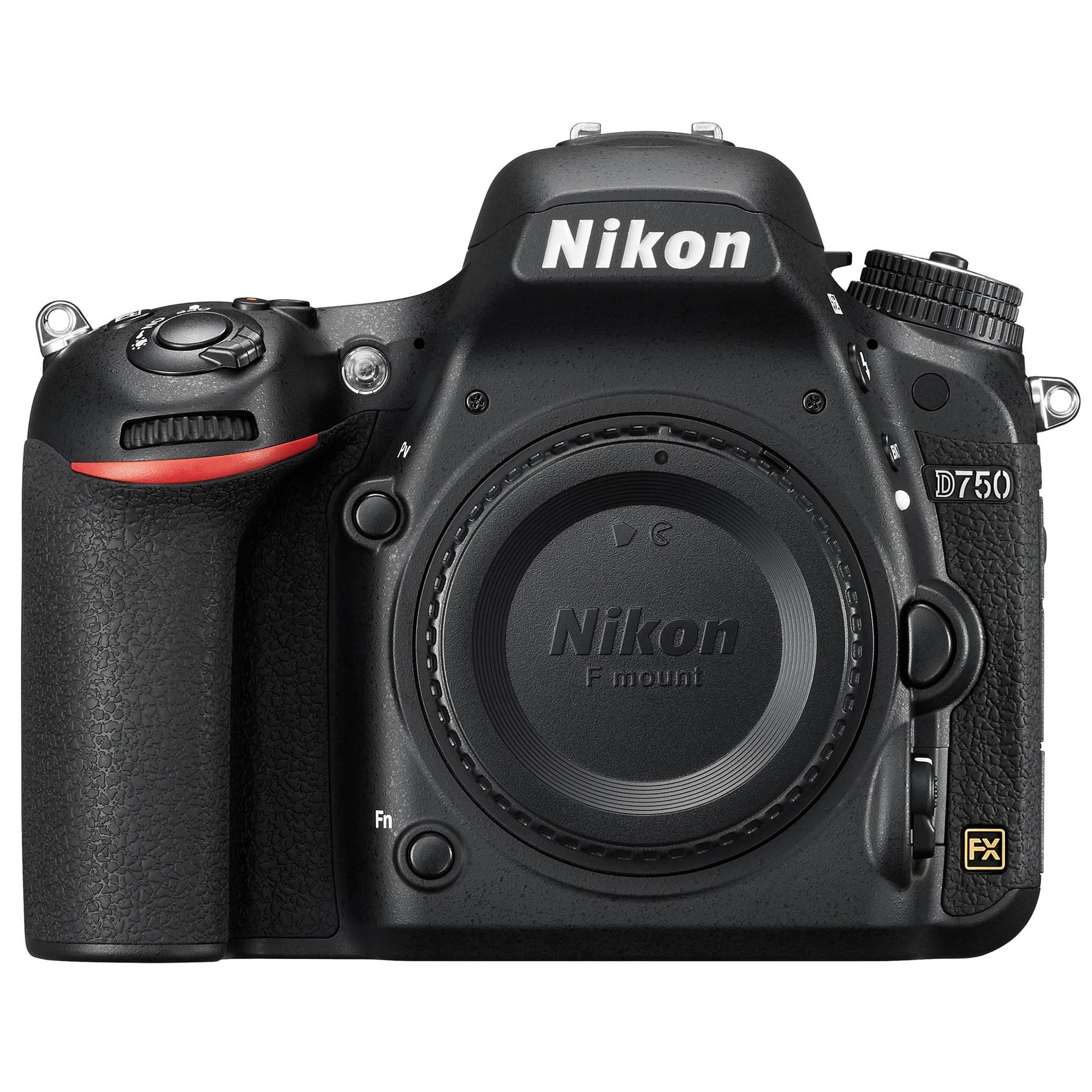 Fotografie Aparat foto DSLR Nikon D750, 24.3MP, Body