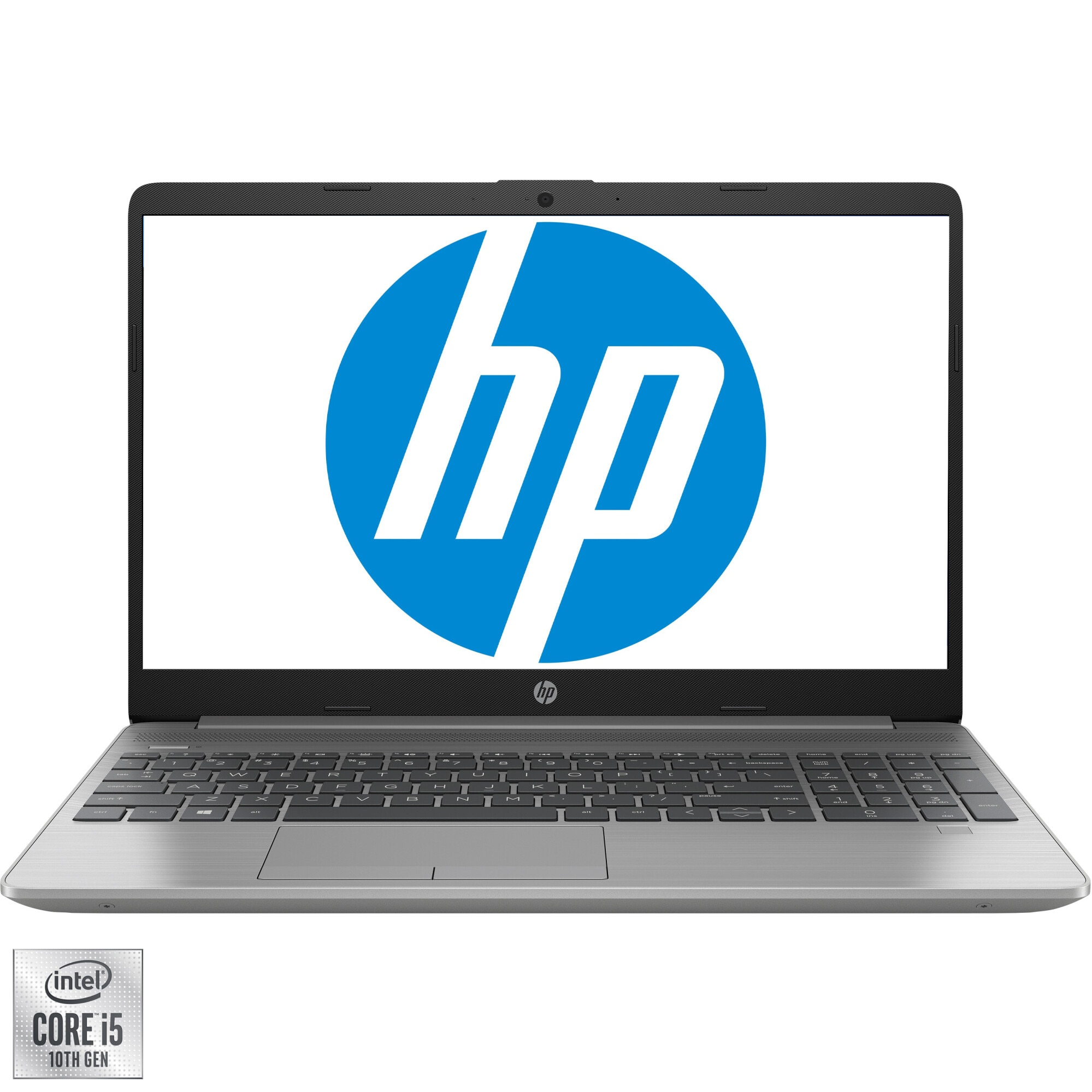 "Fotografie Laptop HP 250 G8 cu procesor Intel Core i5-1035G1, 15.6"", Full HD, 8GB, 1TB HDD, Intel UHD Graphics, FreeDOS, Asteroid Silver"
