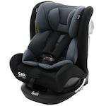Столче за кола ISOFIX Asalvo Cirfix Black, 0-36 кг, Черен