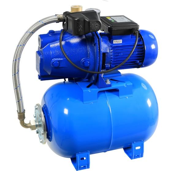 Fotografie Hidrofor Wasserkonig WK3800/25H, 3800 l/h, 950 W, 4.5 bar, butelie 24 l