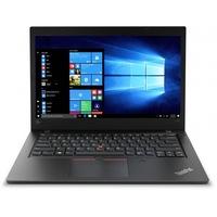 """Lenovo Thinkpad L380 Laptop, 13,3"""" Full HD, Intel Core i3-8130U, 8GB Ram, 256GB SSD, Win 10 Pro, Fekete"""