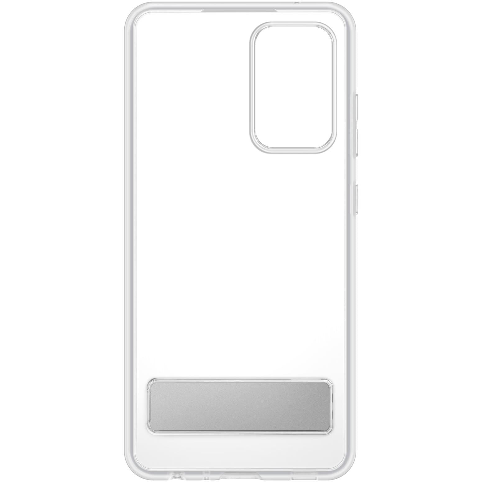 Fotografie Husa de protectie Samsung A52 Silicone Cover pentru A52, Transparent