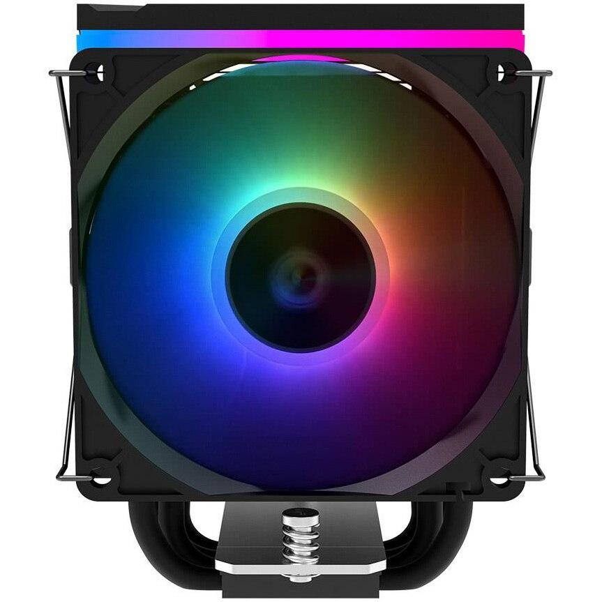 Fotografie Cooler procesor ID-Cooling SE-914-XT ARGB, compatibil AMD/Intel