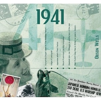 CD картичка с хитове от 1941 година