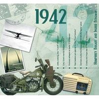 CD картичка с хитове от 1942 година