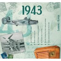 CD картичка с хитове от 1943 година