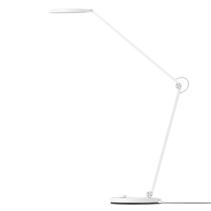 Fotografie Lampa LED inteligenta Xiaomi Mi Smart Desk Pro, Eye Comfort, Bluetooth, Wireless, 14W, 700 lm, Compatibil Google Assistant, Amazon Alexa, Apple Homekit.