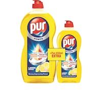 Detergent de vase Pur Lemon, 1.35 l + 450 ml