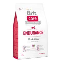 Суха храна за кучета Brit Care, Endurance, Патица & Ориз, 3 кг