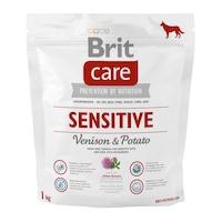 Суха храна за кучета Brit Care, Sensitive, Дивеч & Картофи, 1 кг