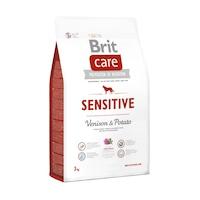 Суха храна за кучета Brit Care, Sensitive, Дивеч & Картофи, 3 кг