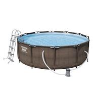 piscina 366 x 100