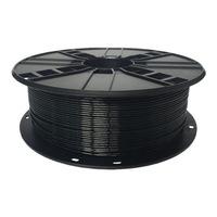 Gembird 3DP-PLA+1.75-02-BK 1kg PLA-Plus 1.75mm fekete filament