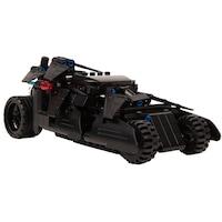 CaDA - Batmobil Wild Chariots hátrahúzós harci autó építőkészlet játék