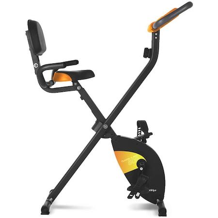 Bicicleta magnetica pliabila Gridinlux, greutate maxima utilizator 100kg