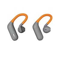 Thomson WEAR8500BT True Wireless Sport Headset Grey/Orange