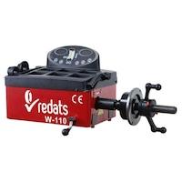 REDATS, félautomata kerék kiegyensúlyozó, manuális indítóval, 24 inch, 230 v