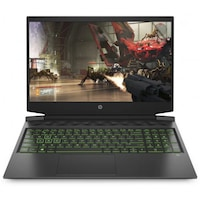 "HP Pavilion Gaming 16-a0008nh 16,1""FHD i5-10300H 8GB 512GB GTX 1650Ti 4GB Notebook Fekete"